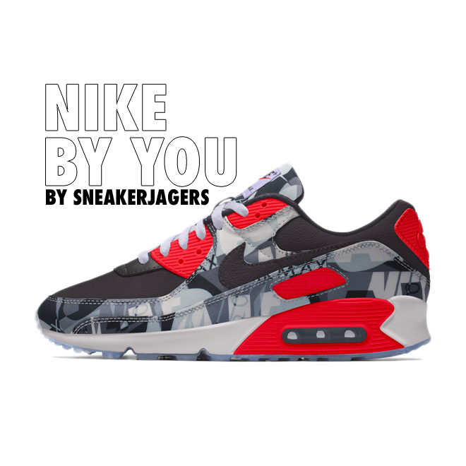 Nike Air Max 90 Premium By You