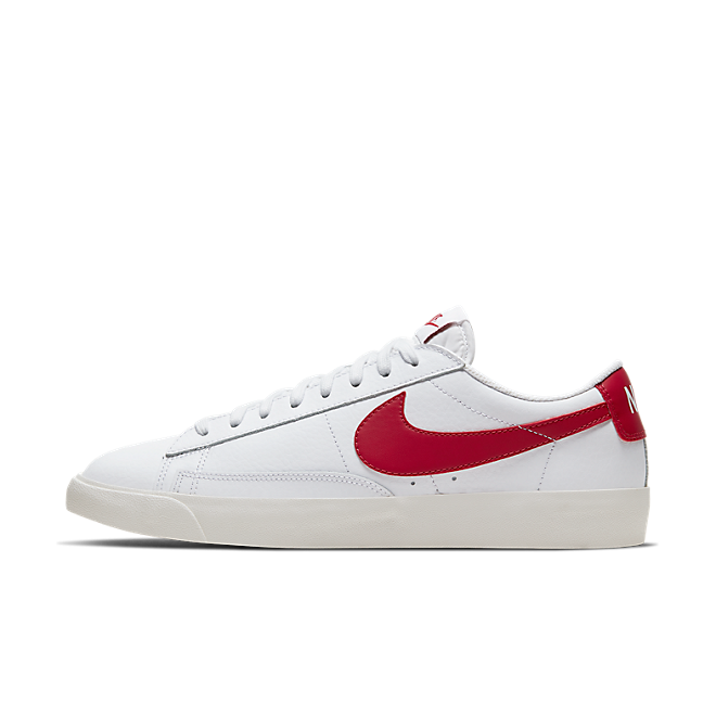 Nike Blazer Low 'Red Swoosh'