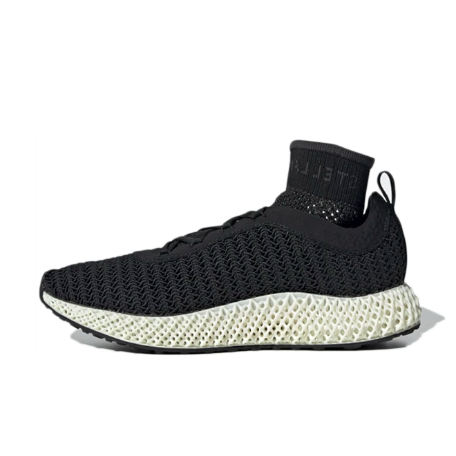 Stella McCartney X adidas AlphaEdge 4D 'Core Black'