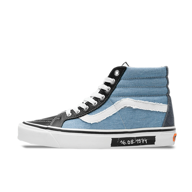 Size? X Vans Sk8-Hi 'Dawn of Punk'