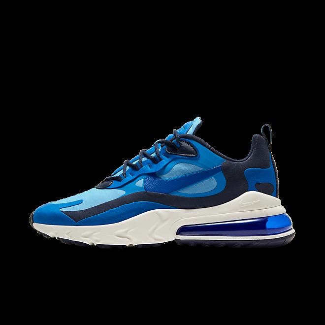 "Nike Nike Air Max 270 React ""Triple Blue"""
