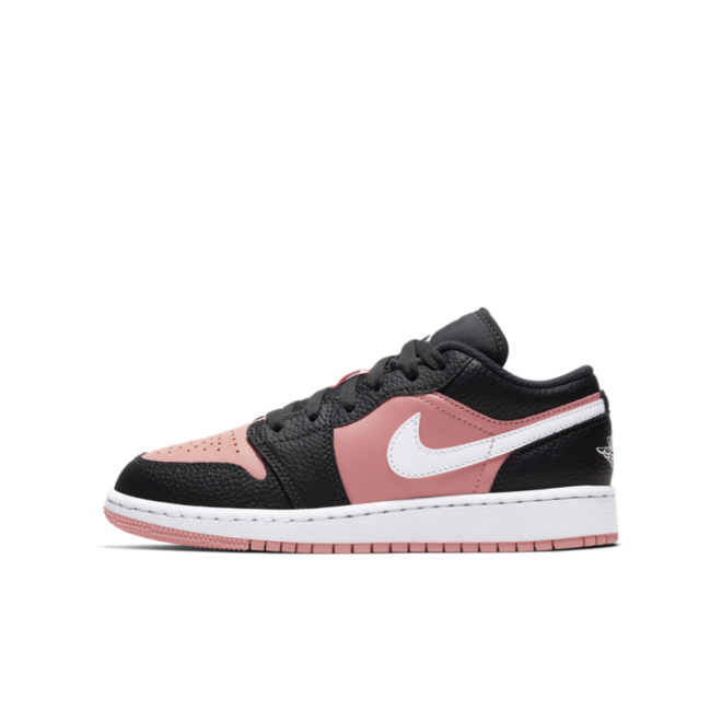 Air Jordan 1 Low GS 'Pink Quartz'