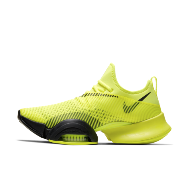 Nike Air Zoom SuperRep 'Yellow' zijaanzicht