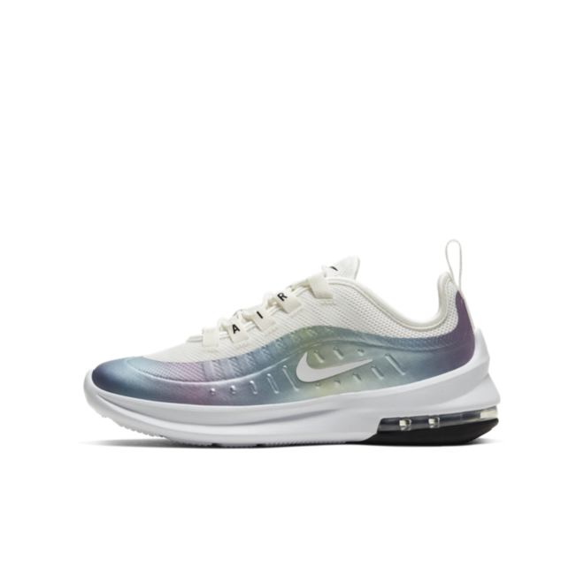 Nike Air Max Axis GS Bubble Pack zijaanzicht