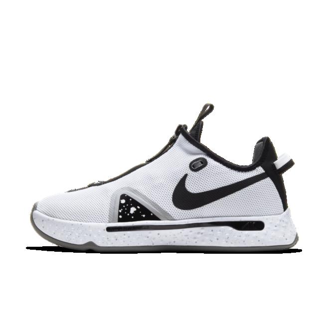 Nike WMNS PG 4 'Oreo' zijaanzicht