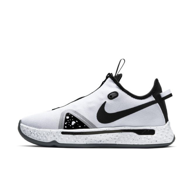 Nike PG 4 'Oreo' zijaanzicht
