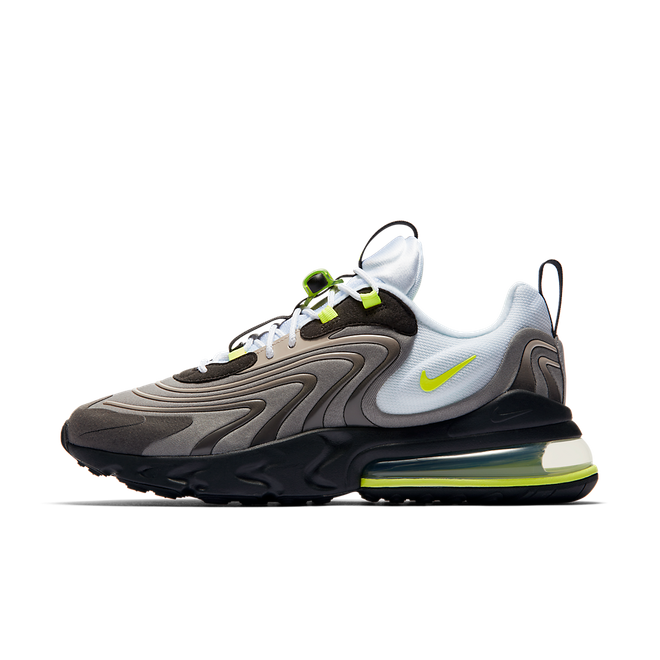 Nike Air Max 270 React ENG 'Neon' (Air Max Celebration Pack) zijaanzicht