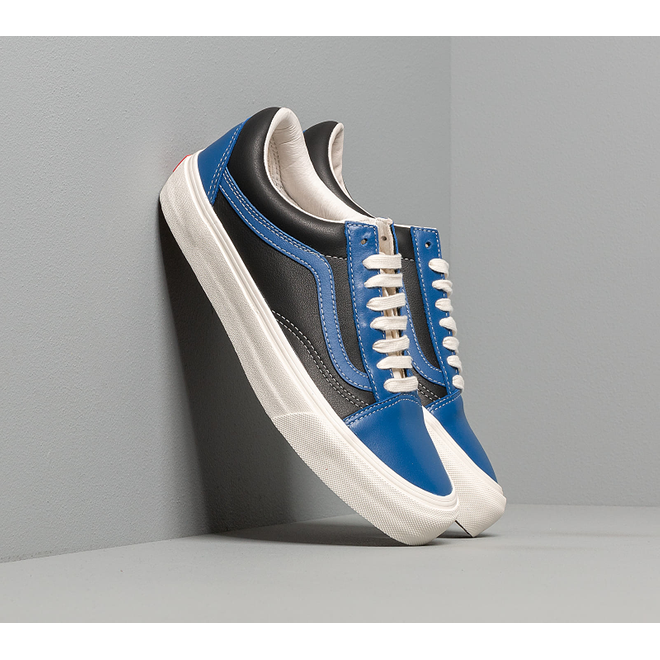 Vans Old Skool Vlt LX (Leather) True Blue/ Marshmallow