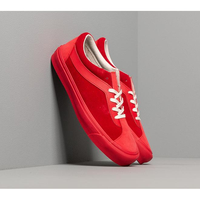 Vans Bold Ni LX (Nubuck/ Suede) Red
