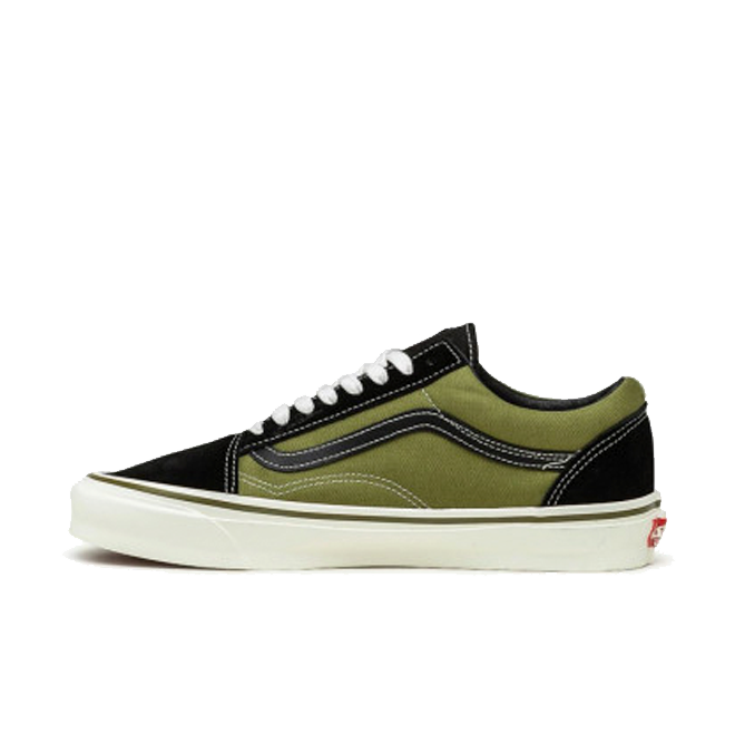 Vans OG Old Skool LX (OG) Black/ Lizard