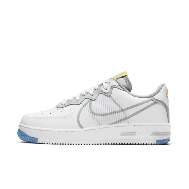 Nike Air Force 1 React 'Grey' CT1020-100