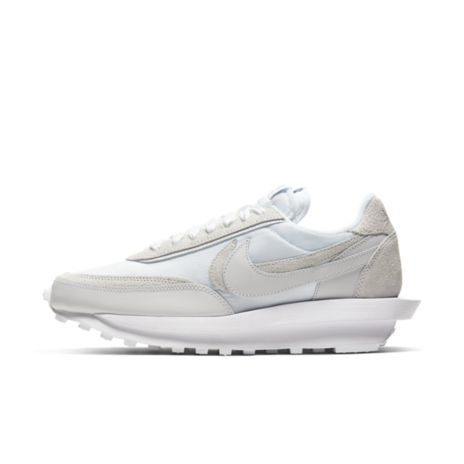 sacai X Nike LDV Waffle 'White' - SNKRS DAY Exclusive Access BV0073-101