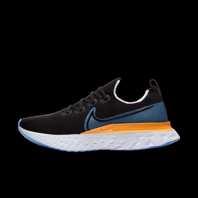 Nike React Infinity Run FK 'Black/Blue'
