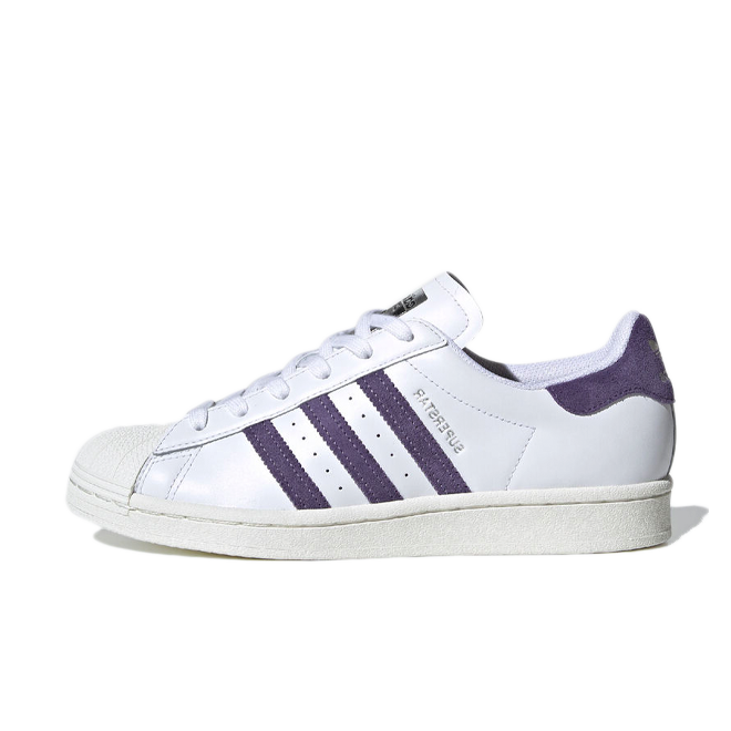 adidas Superstar 'WhitePurple' | FV3373