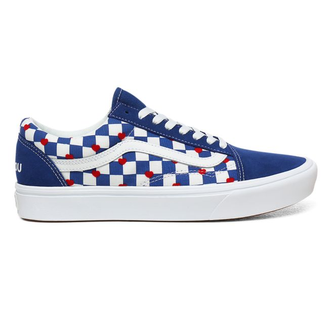 VANS Vans X Autism Awareness Comfycush Old Skool VN0A3WMAWI4