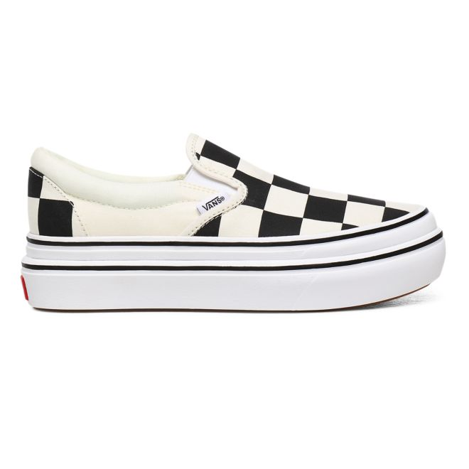 VANS Big Classics Checker Super Comfycush Slip-on