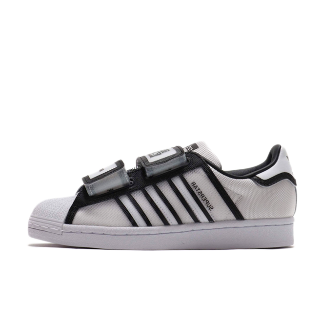 Sneaker Releases Week 12 - Ji Won Choi x Olivia Oblanc x adidas Superstar W 'Velcro'