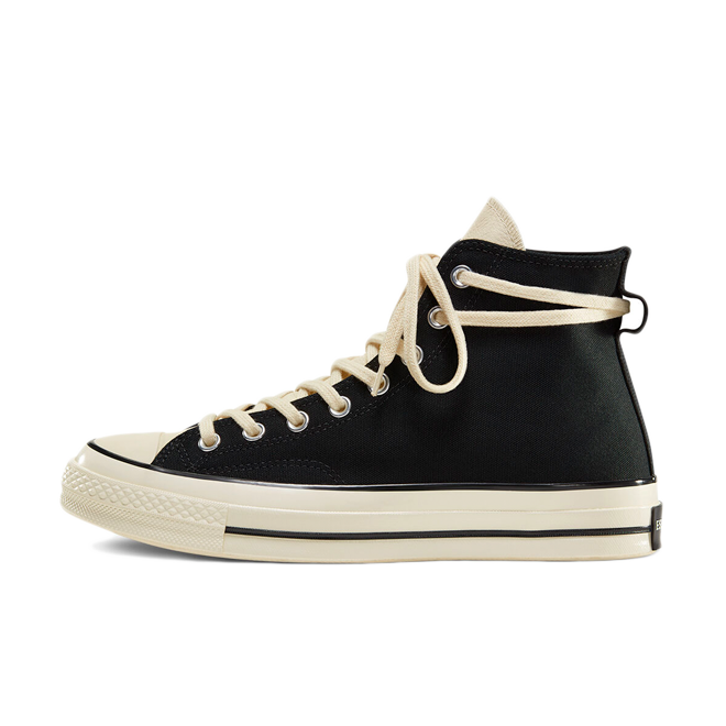 Fear of God X Converse Chuck Hi 'Black' 167954C