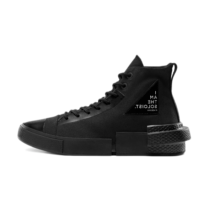 The Soloist X Converse All Starr Disrupt 'Black'