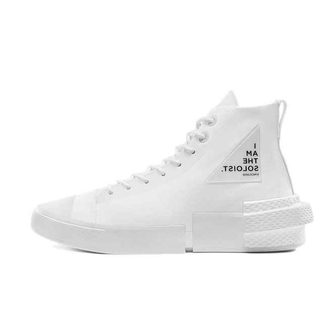 The Soloist X Converse All Star Disrupt 'White'