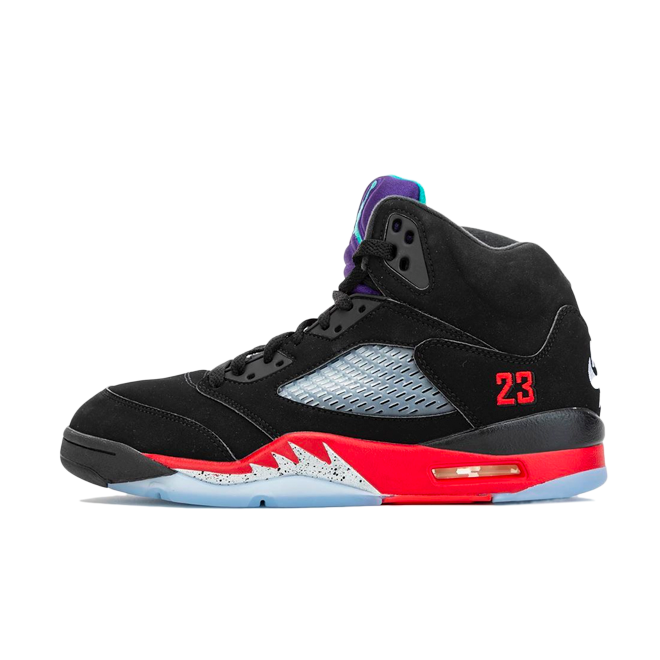 Air Jordan 5 Retro 'Top 3' zijaanzicht