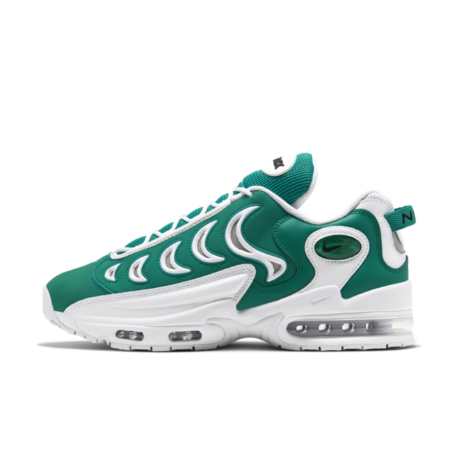 Nike Air Metal Max 'Turf Green' zijaanzicht