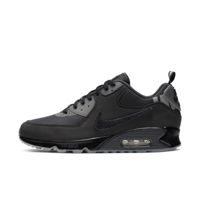 Undefeated X Nike Air Max 90 'Black' CQ2289-002