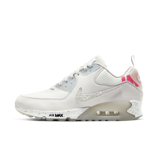Undefeated X Nike Air Max 90 'Platinum Tint' CQ2289-001