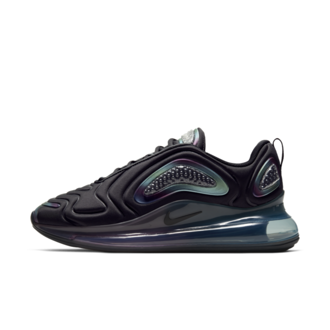 Nike Air Max 720 Bubble Pack 'Black' zijaanzicht