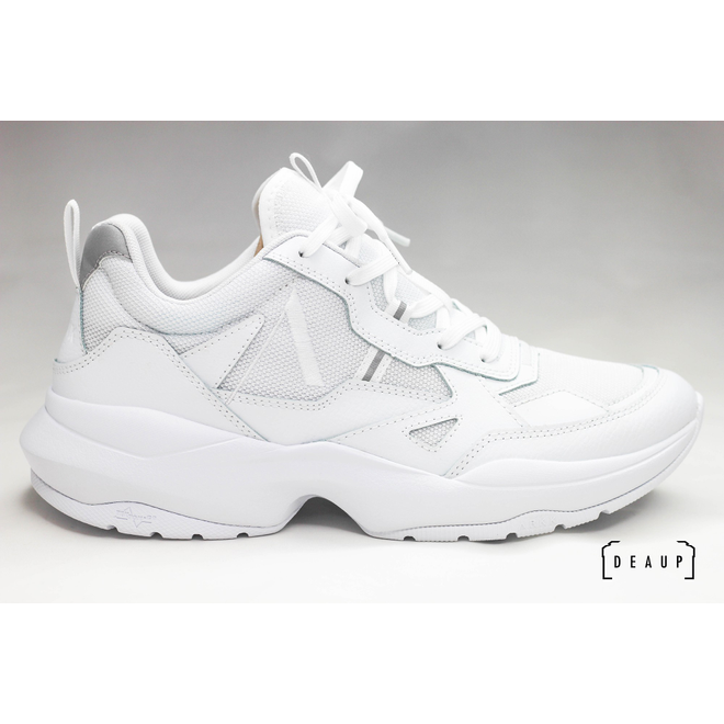 Arkk Quantm Leather T-G9 'Triple White'