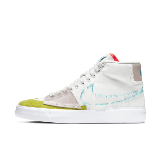 Nike SB Blazer Mid Edge 'Hack Pack White'