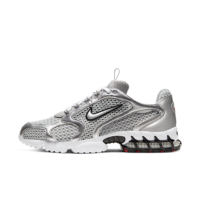 Nike Air Zoom Spiridon Cage 'Silver' CJ1288-001
