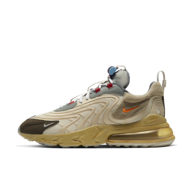 Travis Scott X Nike Air Max 270 React 'Cactus Trails' CT2864-200