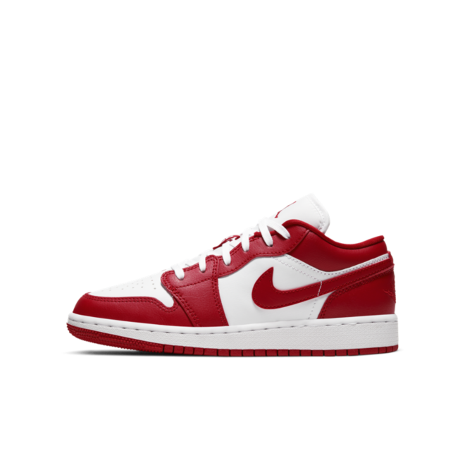Air Jordan 1 Low GS 'Gym Red'