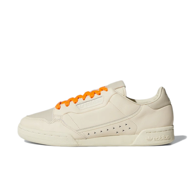 Pharrell Williams X adidas Continental 80 'Ecru' FX8002
