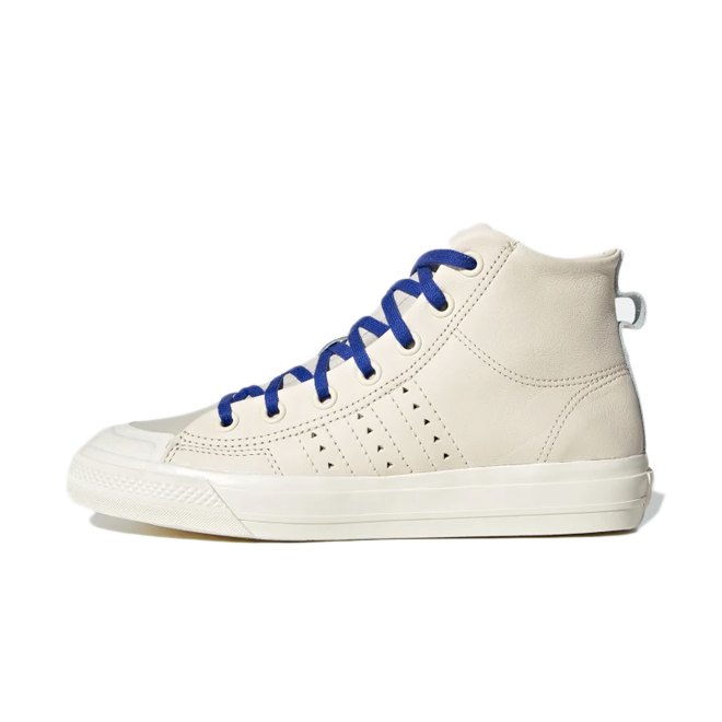 Pharrell Williams X adidas Nizza Hi 'Ecru' FX8010