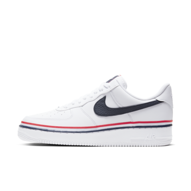 Nike Air Force 1 Low 'Ribbon' zijaanzicht