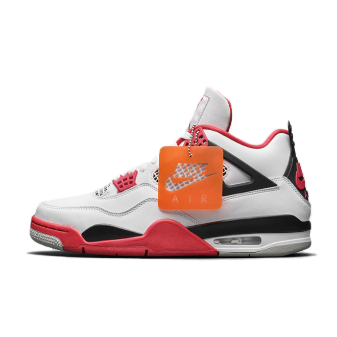 Air Jordan 4 Retro 'Fire Red' DC7770-160