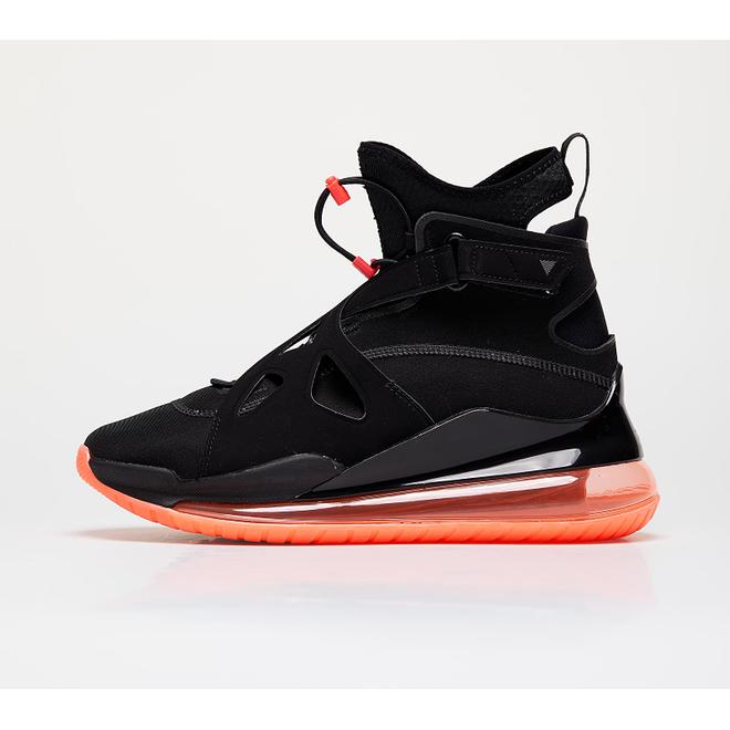 Jordan Wmns Air Latitude 720 Black/ Black-Bright Crimson