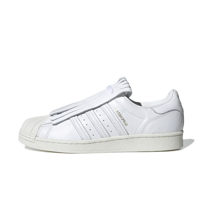 adidas Superstar Fringe 'White'