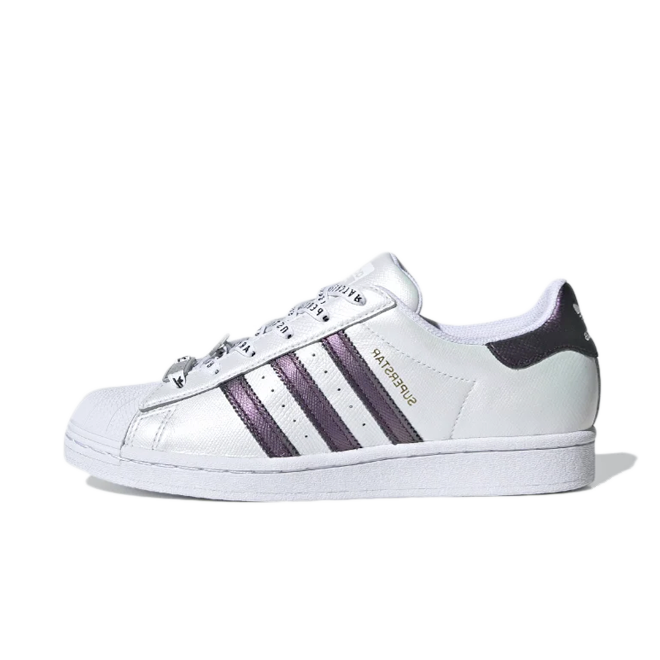 adidas Superstar 'White/Purple'