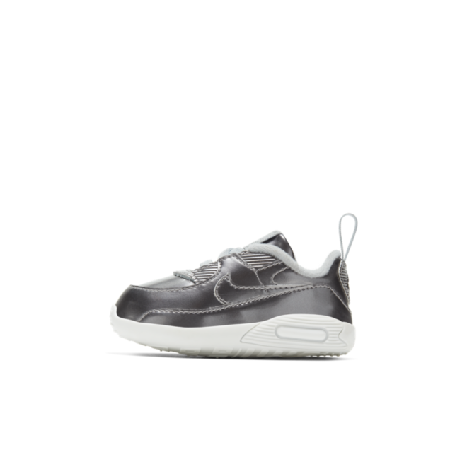 Nike Air Max 90 Crib Metal Pack 'Silver'