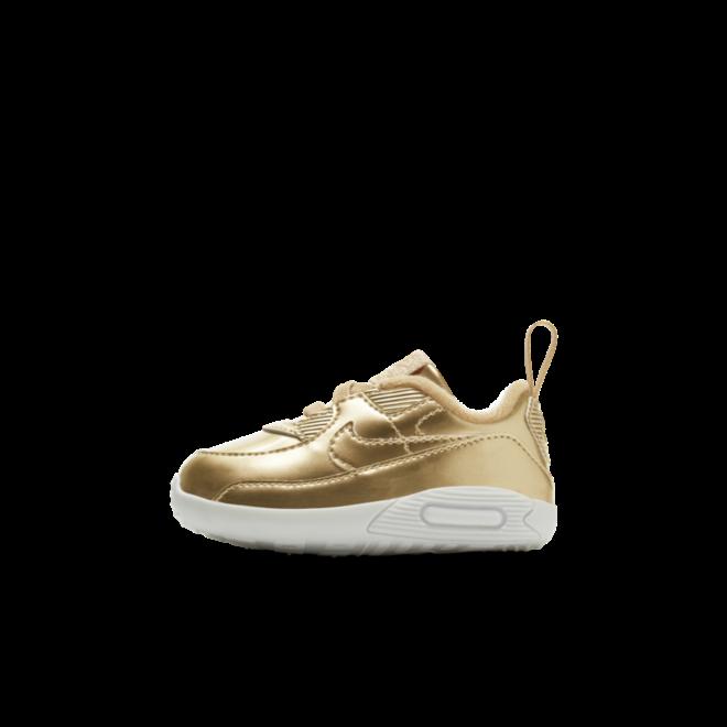 Nike Air Max 90 Crib Metal Pack 'Gold'