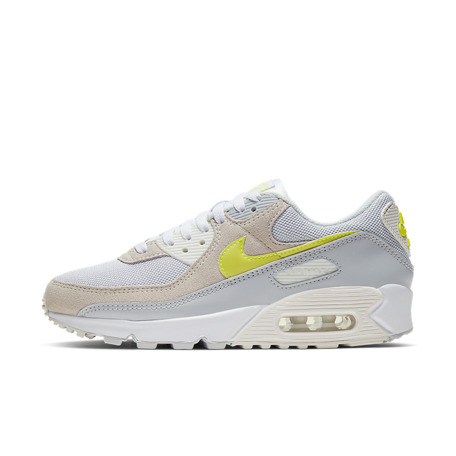 Nike Wmns Air Max 90 'Lemon Venom' CW2650-100