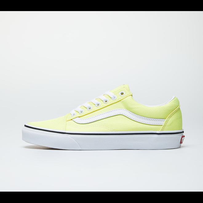 Vans Old Skool (Neon) Lemon Tonic/ True White VN0A4U3BWT71