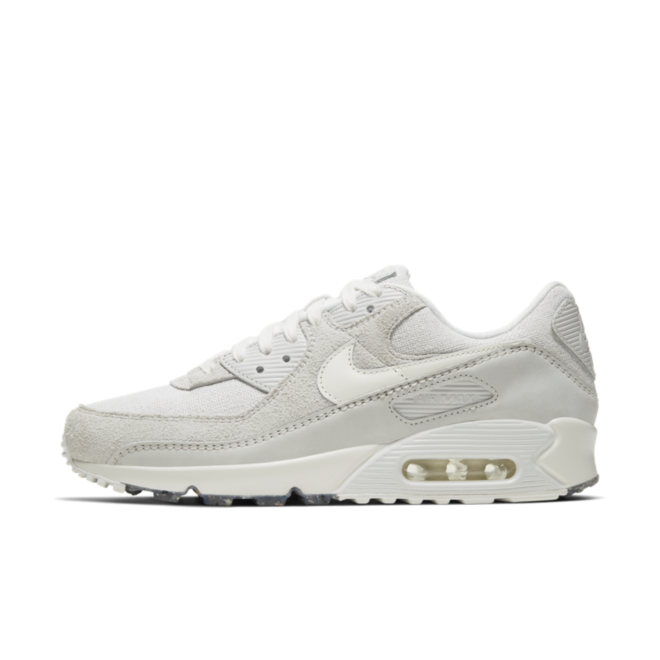 Nike Air Max 90 Cork 'White' zijaanzicht