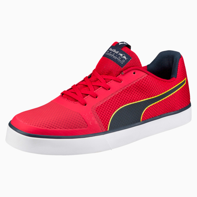 Puma Red Bull Racing Wings Vulc Trainers