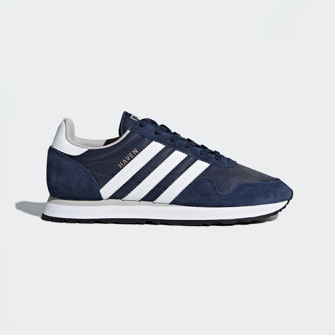 Adidas Haven Navy/White Sneakers
