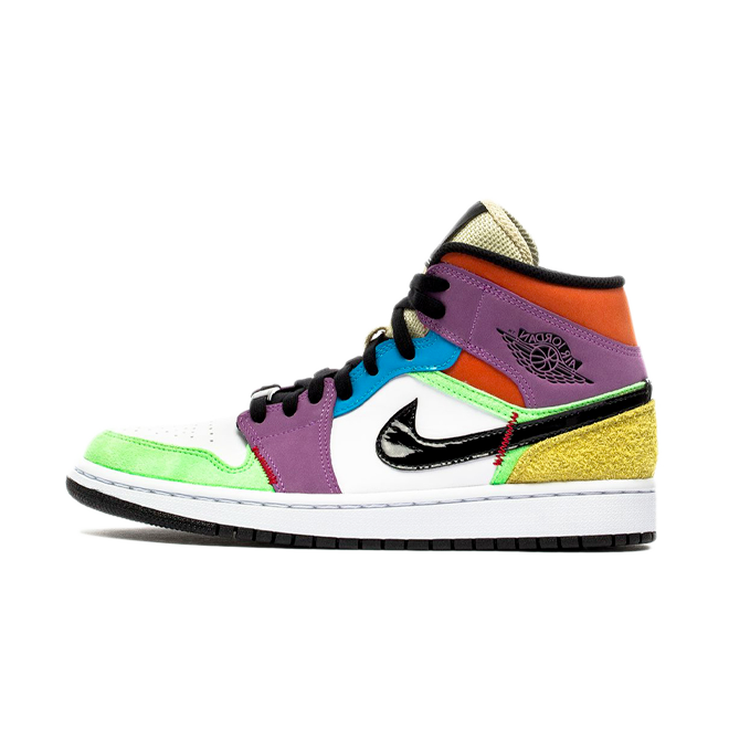Air Jordan 1 Mid SE 'Lightbulb' CW1140-100
