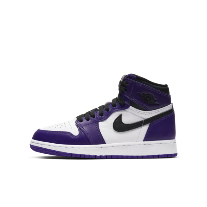 Air Jordan 1 High OG GS 'Court Purple' 575441-500